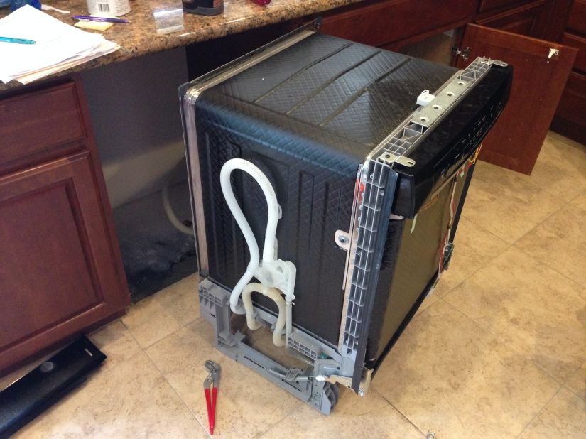 dishwasher high loop