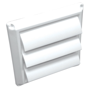 louvered dryer vent